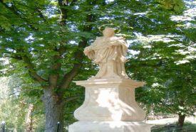 Nepomuki Szent János szobor (Toponár)_Dél-Dunántúl Köztéri szobor ,...