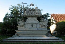 Szentháromság szobor_Szabolcs-Szatmár-Bereg megye Köztéri szobor ,...