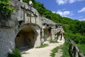 Remete Barlangok (Szentkúti Remete Barlangok)_Látnivalók...