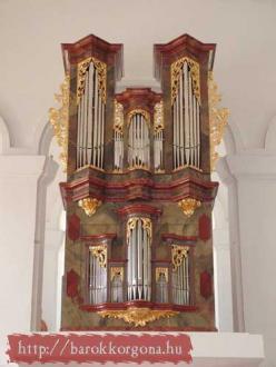 Barokk Orgona_Fejér megye Műemlék , Barokk Orgona Fejér megyei...