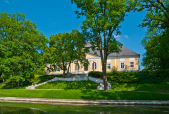 Prónay-kastély_Észak-Magyarország Park és kert , Prónay-kastély...
