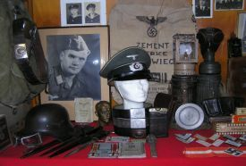 Világháborúk múzeuma_Balaton déli part Látnivalók , Világháborúk...