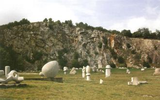 Nagyharsányi Szoborpark_Pécs és környéke Múzeum , Nagyharsányi...
