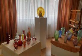 Bereki üveg Kiállítás_Észak-Alföld Látnivalók , Bereki üveg...