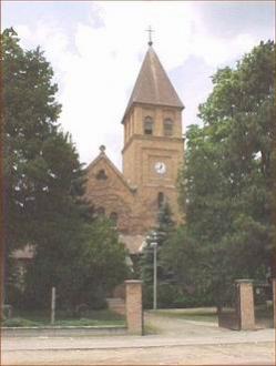 Jézus Szíve Római Katolikus Templom_Csongrád megye Templom , Jézus...