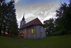 Európa Nostra Díjas református templom_Szabolcs-Szatmár-Bereg megye...