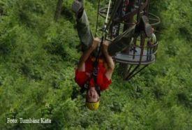 Fun Extreme Canopy Drótkötélpálya_Látnivalók Visegrád , Fun Extreme...