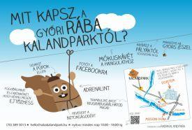 Rába kalandpark_Nyugat-Dunántúl Aktív kikapcsolódás , Rába...