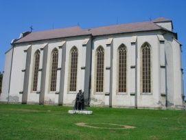Minorita templom_Szabolcs-Szatmár-Bereg megye Templom , Minorita templom...
