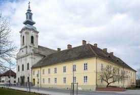 Római Katolikus volt Ferences Templom_Dél-Dunántúl Templom , Római...