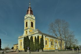Sarlós Boldogasszony templom_Nyugat-Dunántúl Templom , Sarlós...