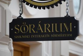 Sörárium - Szolnoki Interaktív Sörmúzeum_Észak-Alföld...