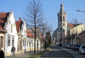 Szent Mihály templom_Győr-Moson-Sopron megye Látnivalók , Szent...