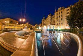 Történelmi belváros – Piac utca és a Kossuth tér_Észak-Alföld...