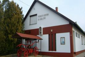 Tűzoltószertár és kiállítás_Balaton környéke Múzeum ,...
