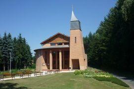 Új templom_Balaton környéke Templom , Új templom Balaton környéki...