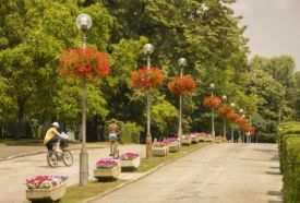 Zsigmondy sétány, park_Dél-Dunántúl Park és kert , Zsigmondy...