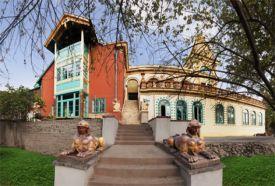Zsolnay Kulturális Negyed_Dél-Dunántúl Park és kert , Zsolnay...