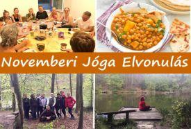 Novemberi Jóga Elvonulás_Eger és környéke programok , Novemberi Jóga...